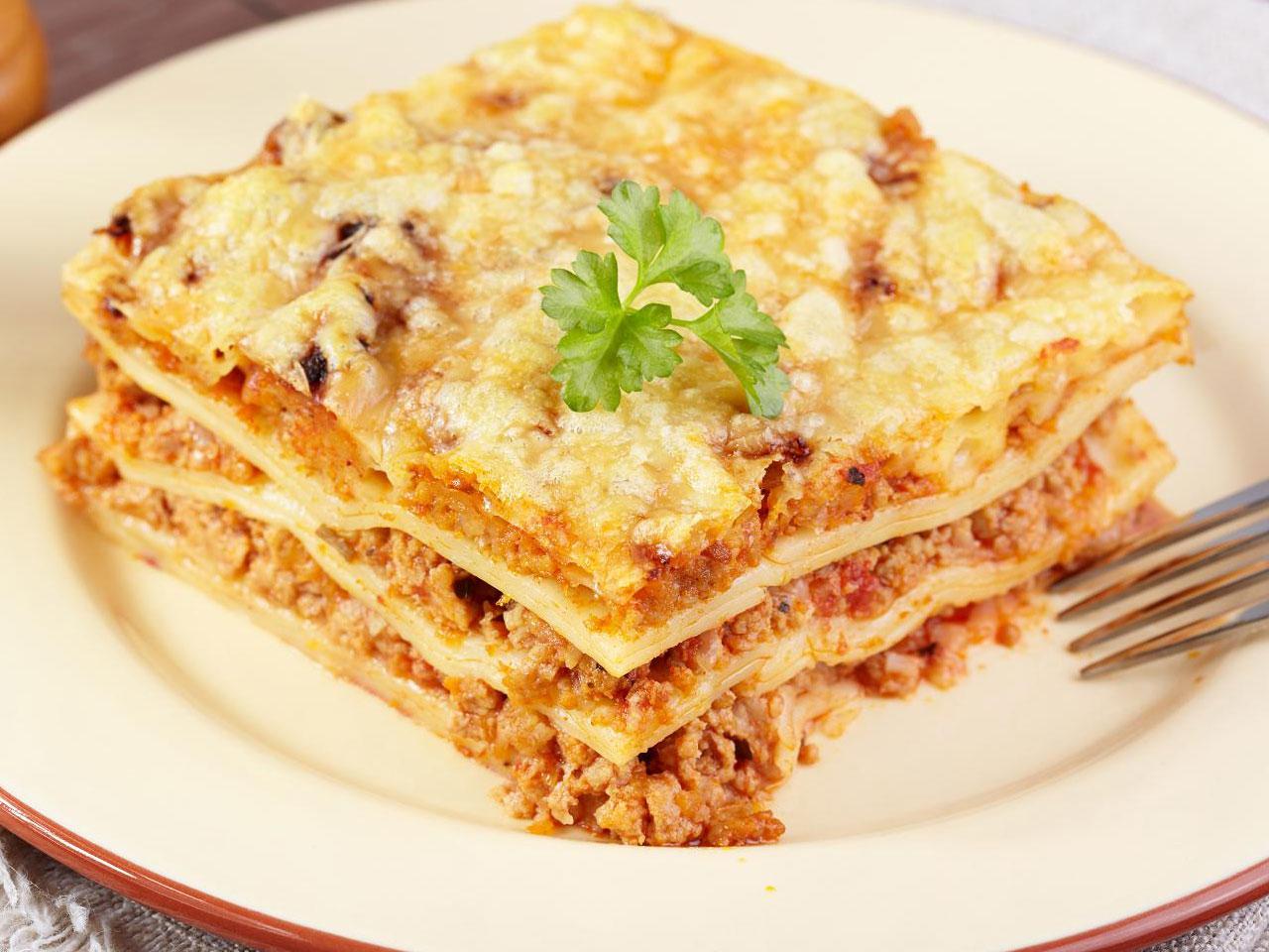 Как готовить лазанью в домашних условиях с фото