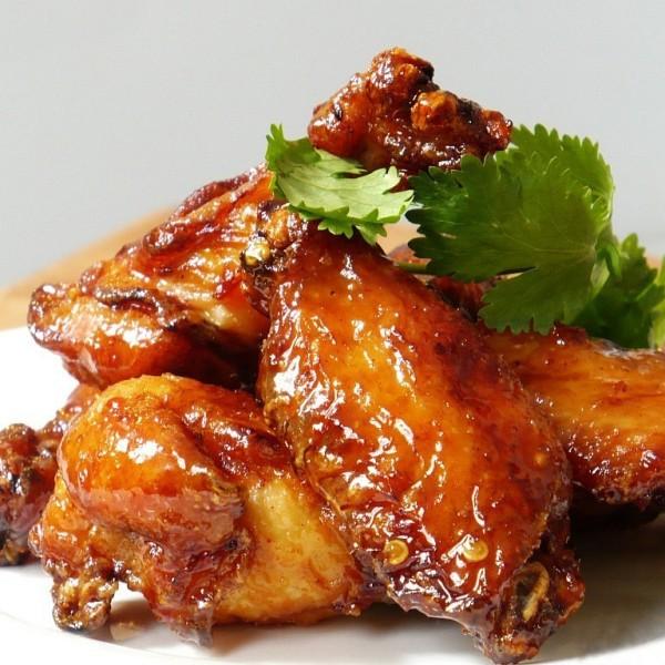 Куриные крылья Терияки