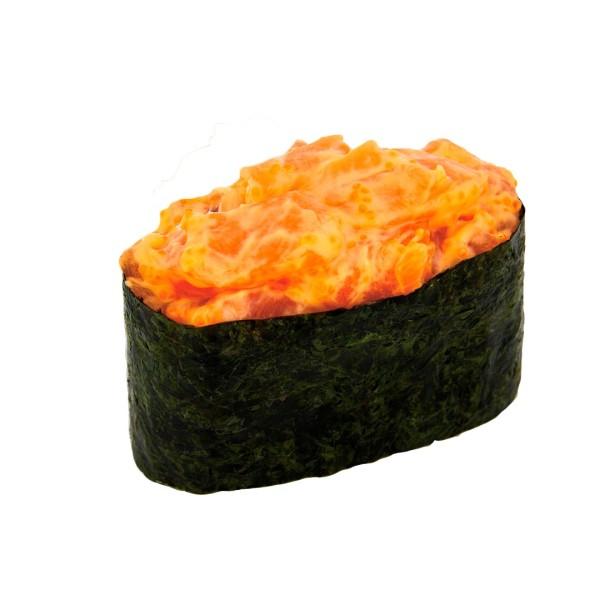 Суши острый кальмар