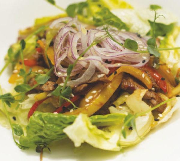 «Тайский» оригинальный салат