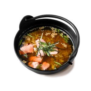 Японские супы и салаты