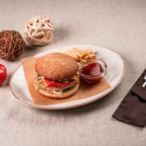 Чизбургер Адриано