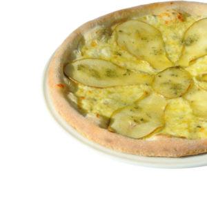 Груша и сыр горгонзола